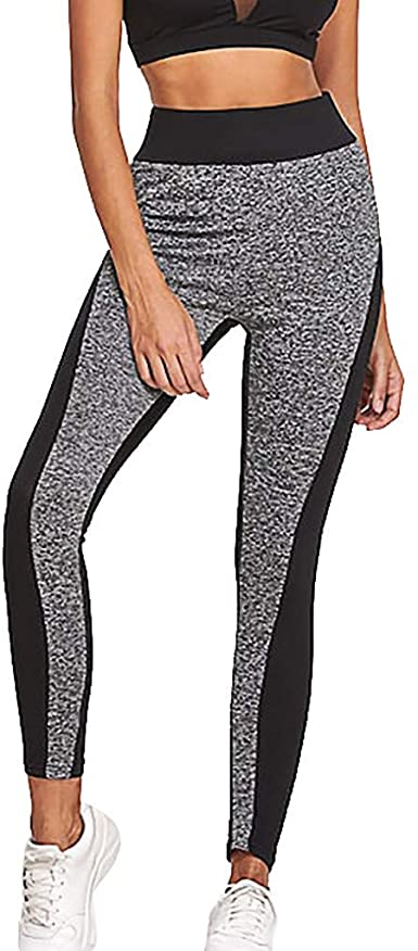 Amazon.com: BOLUBILUY Women's Compression Yoga Pants Skinny Leg .