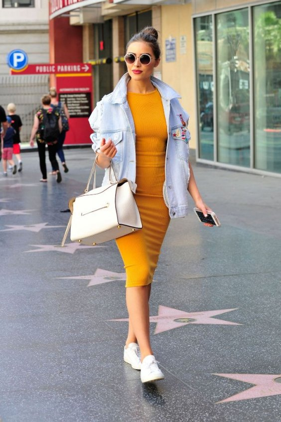 The Most Amazing Bodycon Dress Outfits To Wear This Wint