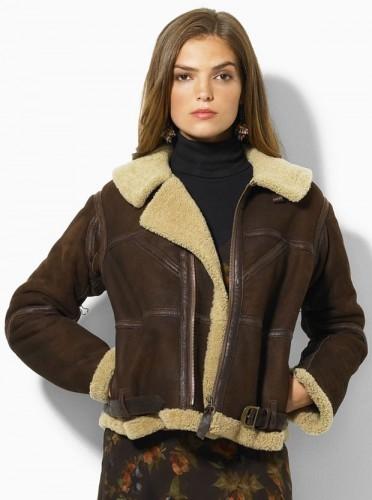 Shearling Bomber Jackets | Modern Fashion Styl