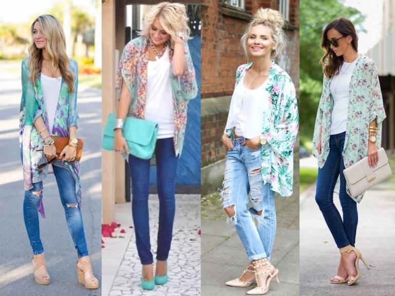chiffon sheer kimono – Just Trendy Gir