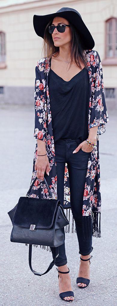 45 Sexy Kimono Outfit Ideas - Lava3