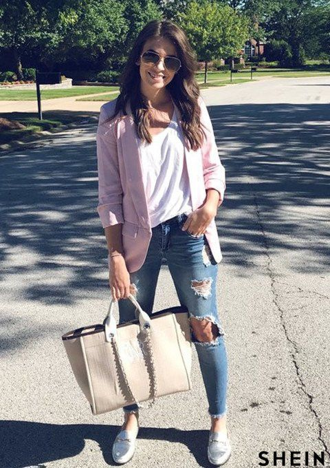 Women's Blazer Outfits: 20+ Stunning Casual Outfit Ideas | Blazer .