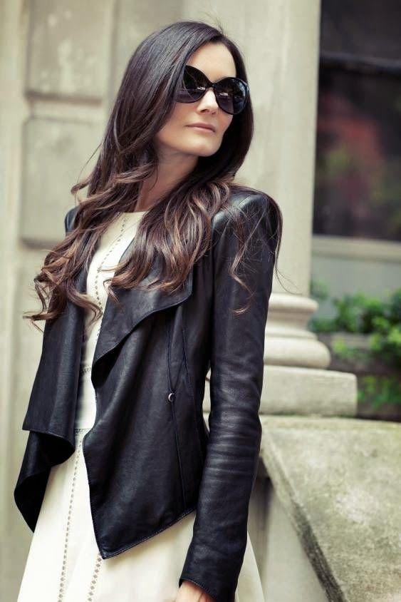 The perfect leather jacket | Fashion, Sty
