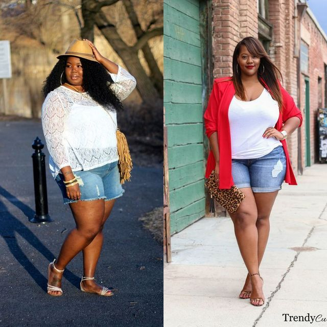 Pin on Plus Size Outfit Ideas For Wom