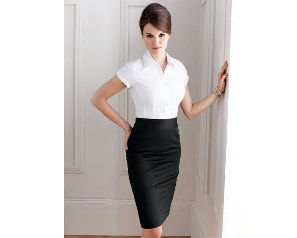 55 Amazing Pencil Skirt Outfit Ideas | Look fashion, Looks, Style wo