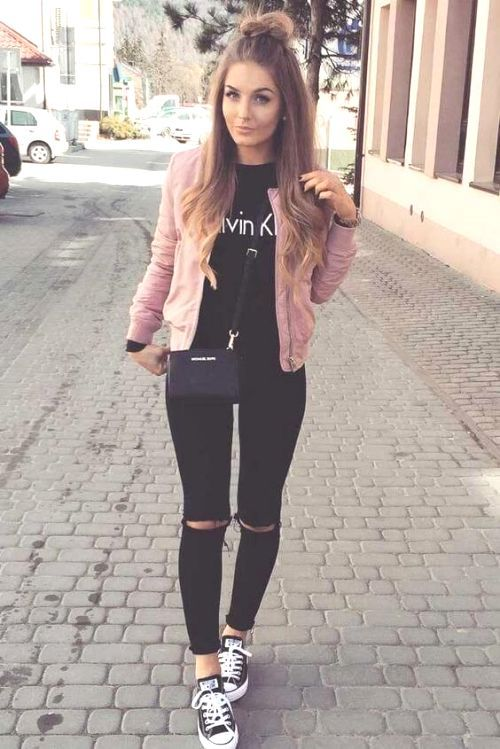 Cute and girly outfit ideas | Trendy fall outfits, Girly outfits .