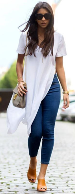 The High Slit Trend Rules. Here Is Why - Outfits And Ideas .