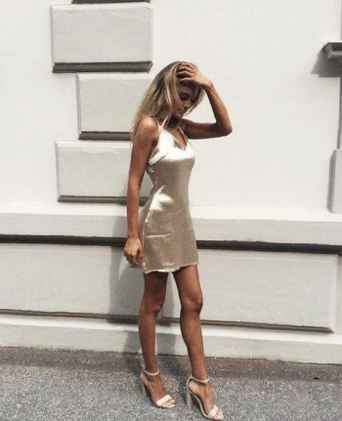 You guys must see these silk dress outfit, Silk Slip Dress | Chic .