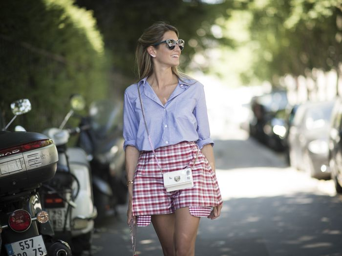 16 Outfit Ideas When Shorts Are All You Want to Wear | Who What We