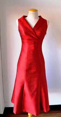 Silk Dress, Design Ideas, Thai Dresses, Wrap Dress, Thai Silk .