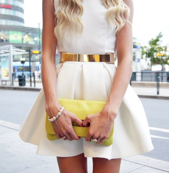 Flattering All White Outfit Ideas for Summer | Fashion, Style .