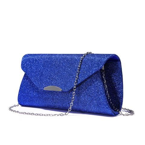 Women's Fashion Clutch Bag - Black,Blue,Gray,Red,Silver | Clutch .