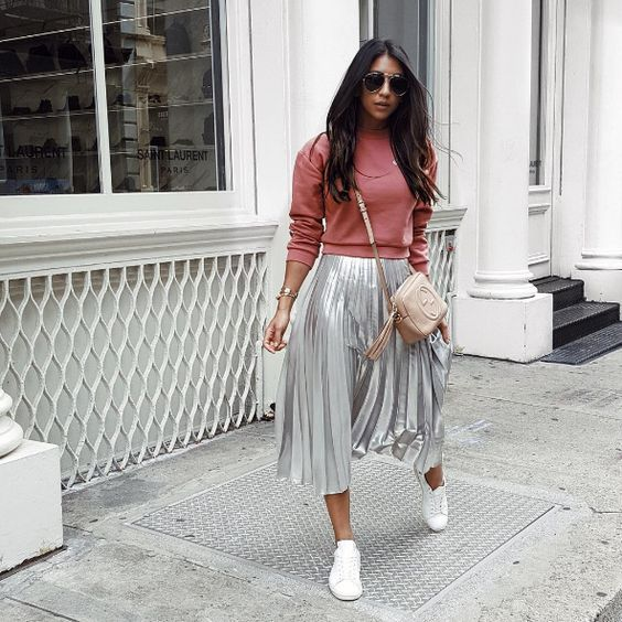 7 Fashion Blogger Outfits to Copy From Instagram This Week: NYFW .