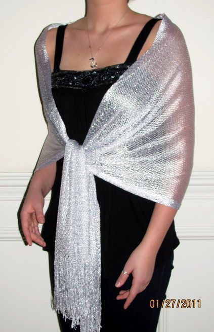 50+ Shrugs, Shawls and Wraps for Evening Dresses & Winter Holiday .