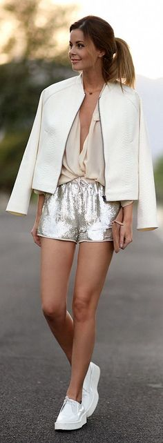 63 Best DAY SEQUINS images | Style, Fashion, Street sty