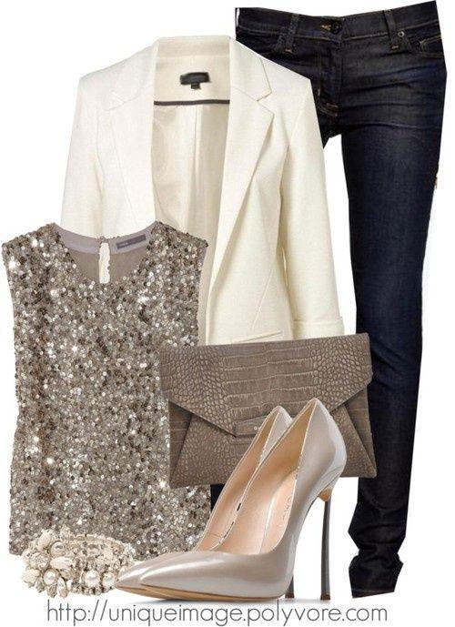Evening Glam | Fashion, Womens_fashion, Autumn fashi