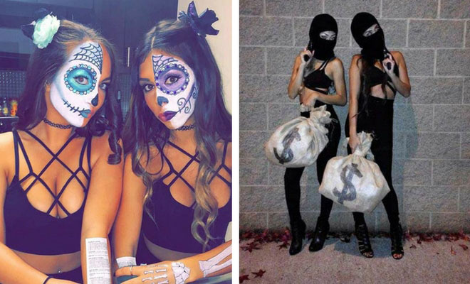 51 Halloween Costume Ideas for You and Your BFF | StayGl