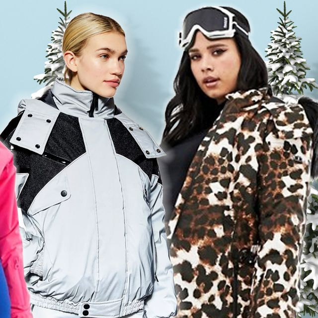 Women's ski wear: best ski jackets, goggles and accessori