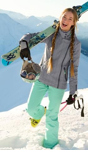 Shop by Sport: Ski & Snowboard Outfit Ideas | Athleta .