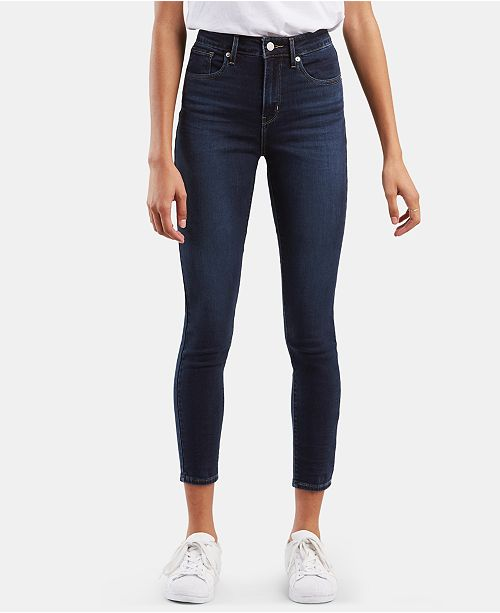 Levi's Women's 721 Ankle High-Rise Skinny Jeans & Reviews - Women .