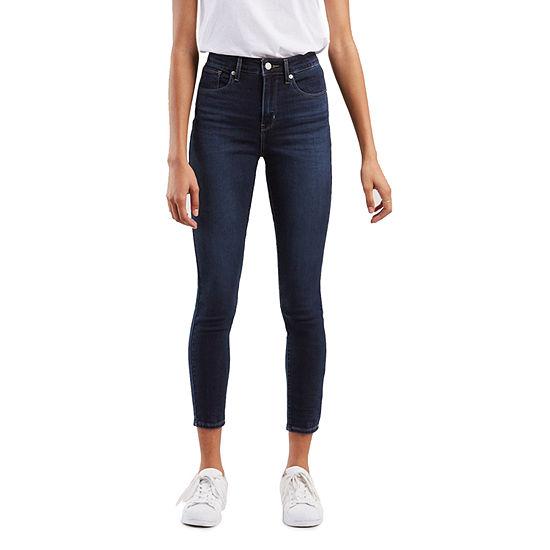 Levi's 721 Hi Rise Ankle Skinny Jeans-JCPenn