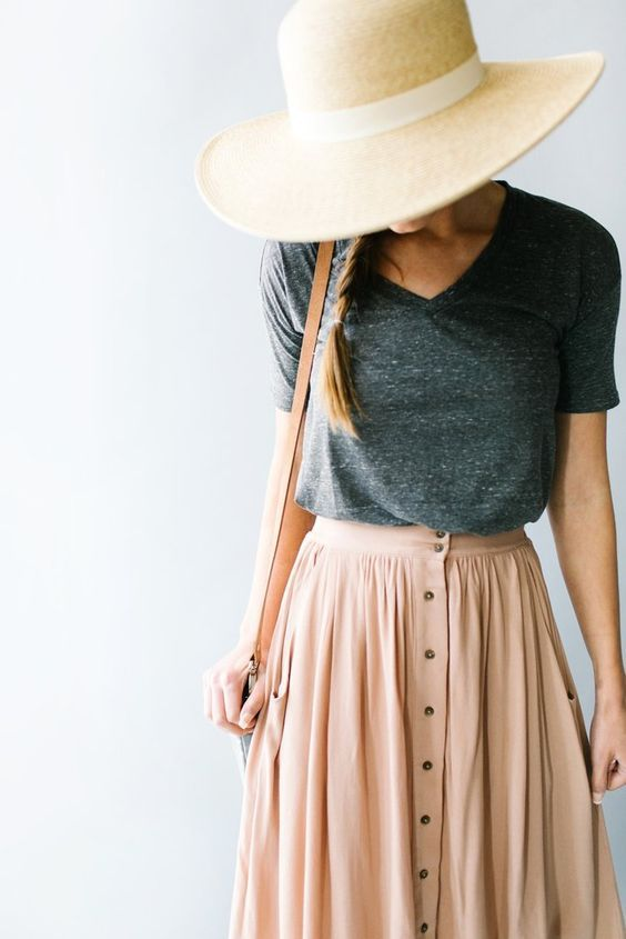 Skye' Skirt | Fashion, Midi skirt outfit, Cloth