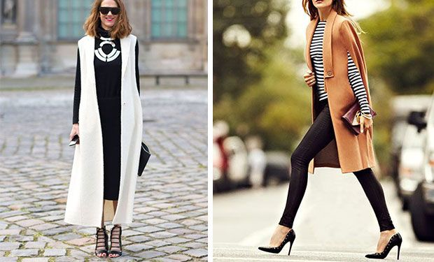 how to wear sleeveless blazer | ... wear a sleeveless jacket .