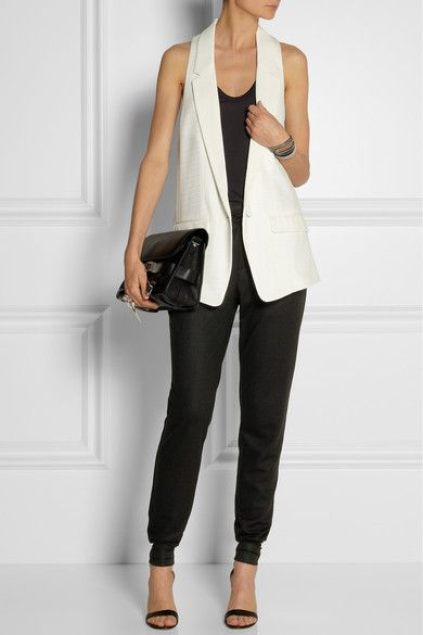 How to wear a long vest - ideas, inspiration and buying guide .