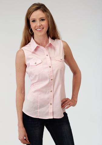 Women's Sleeveless Shirts – The Western Compa