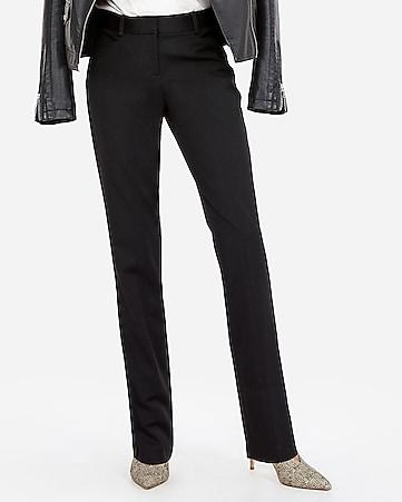 Women's Dress Pants - Slim Fit Dress Pants - Expre