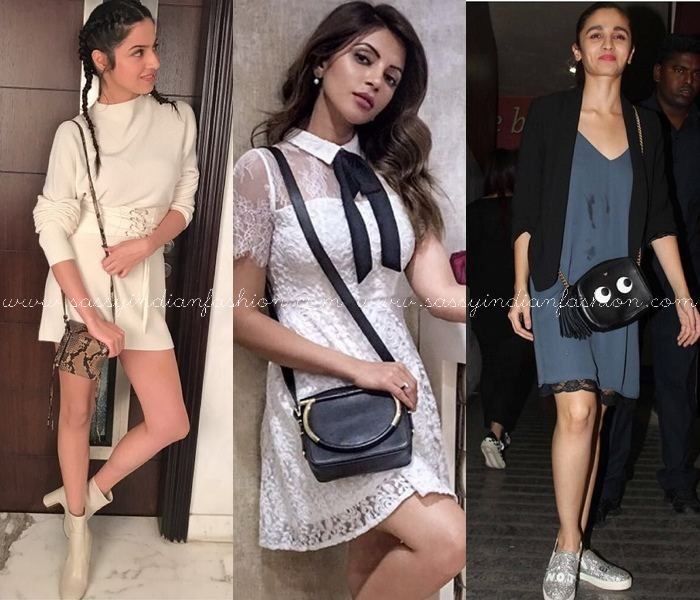 The Stylish Bag You can Wear for Any Outfit! | Fashion, Bollywood .