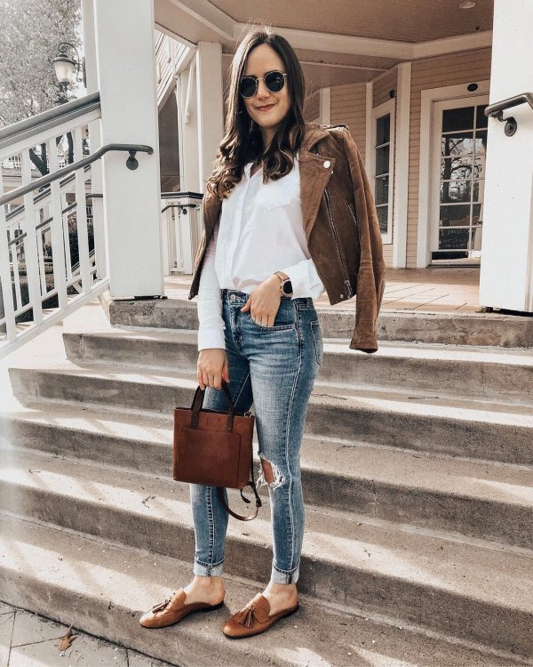 Top 13 Stylish Tassel Loafers Outfit Ideas: Style Guide for Ladies .
