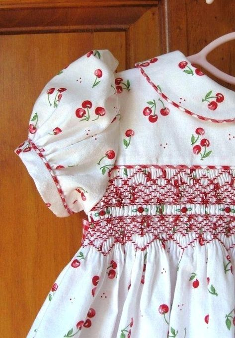 Super Embroidery Clothes Baby Smocked Dresses Ideas in 2020 .