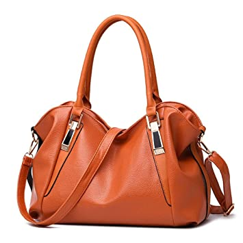 Amazon.com: Ryse Womens Fashionable Metal Classic Soft Leather .
