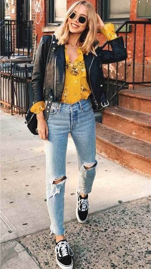 35 Ideas of Street Style Fashion for Women - Outfit Styl