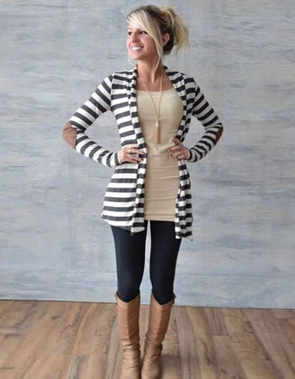 Love My Stripes Cardigan | Style, Beautiful cardigans, Fashi