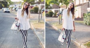 Forever 21 | Outfits with leggings, Striped leggings outfit, Tops .