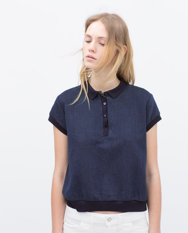 13 Best Ways on How to Wear Polo Shirt for Women - FMag.c