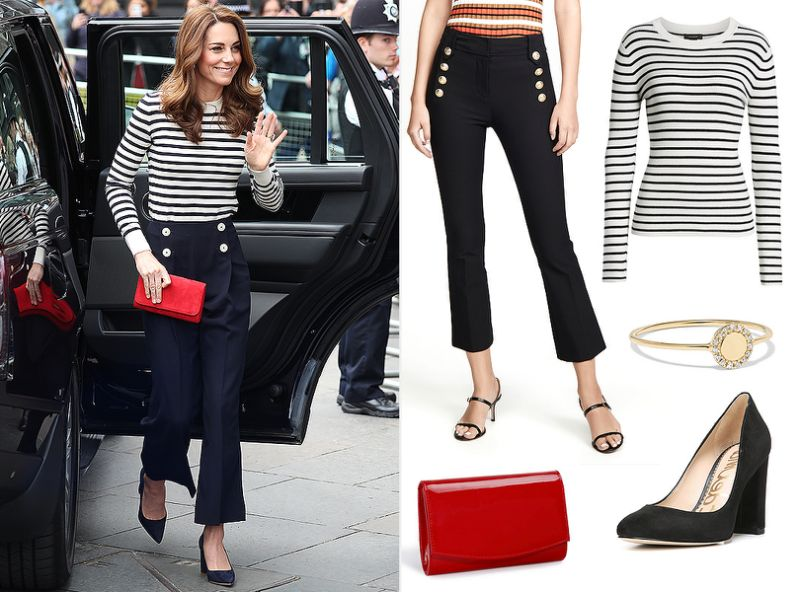 5 Super Cute Fall Outfit Ideas Inspired by Kate Middleton, Rihanna .
