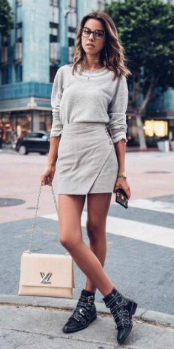 Mini Skirt Outfits: Cute Ways To Wear A Mini Skirt | Fashion .