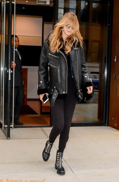 How to Wear Studded Combat Boots: Best 15 Stylish Outfit Ideas for .