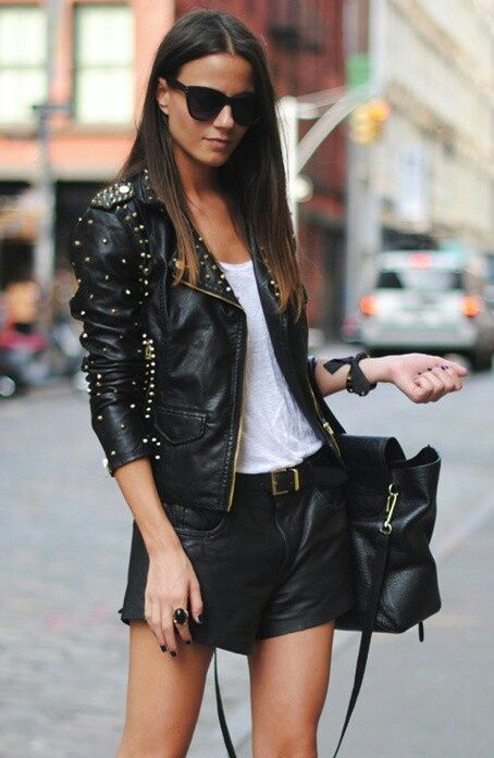 Studs Obsession | Fashion, Style, Street sty