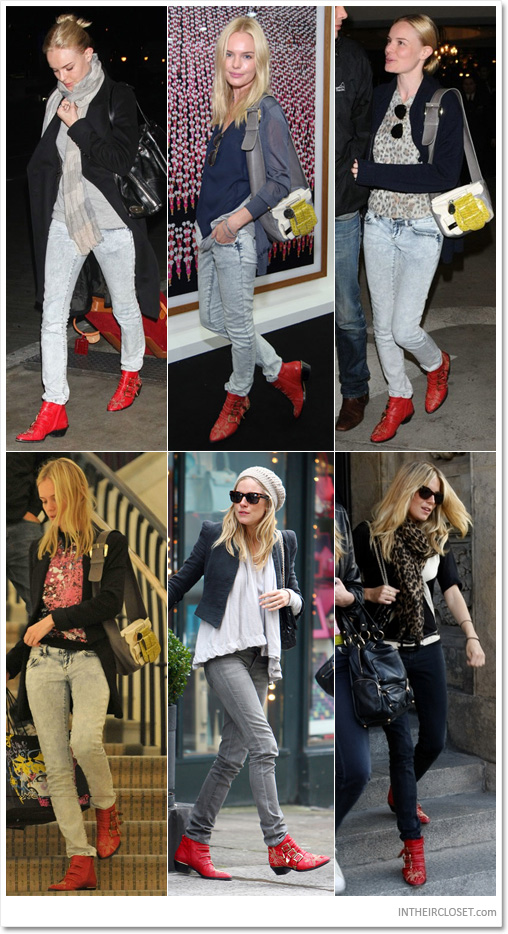 Kate Bosworth vs Sienna Miller - they both love their Chloe .