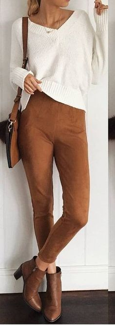 camel leggings outf