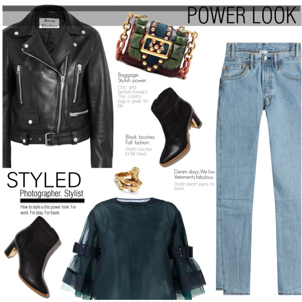 Leather Jacket Outfit Ideas For Women Over 40 2020 | Style Debat