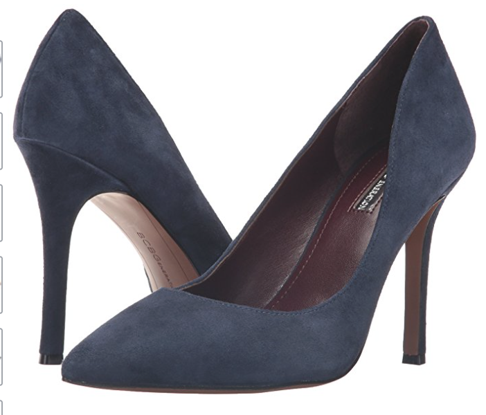 BCBGeneration Women's Treasure Dress Pump Low key but beautifully .