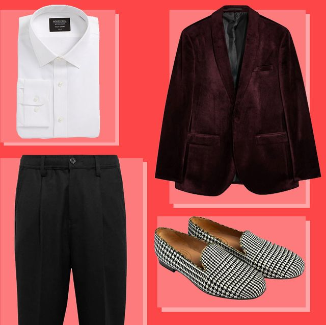 New Year's Eve Outfit Ideas for Men - What to Wear for NYE 20