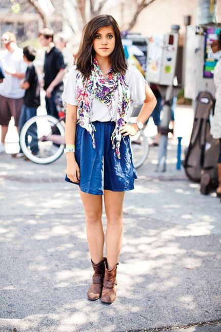 Austin Street Style: Three Outfit Ideas To Try | Summer fashion .