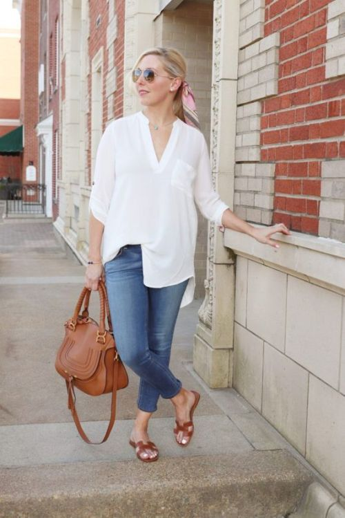 Morning summer outfit ideas (With images) | Running errands outfit .
