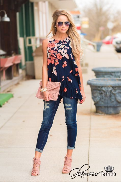20+ Pretty Spring Outfit Ideas you Should Try. | Fashion, Style .